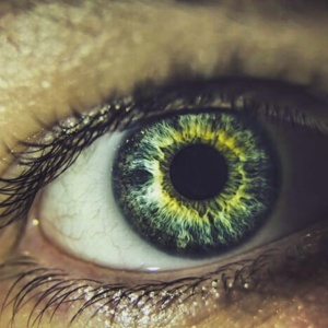 Photoshopped Eye picture